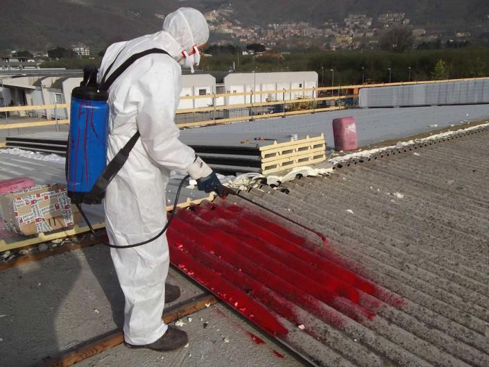 La bonifica da amianto è un servizio Ecobuilding