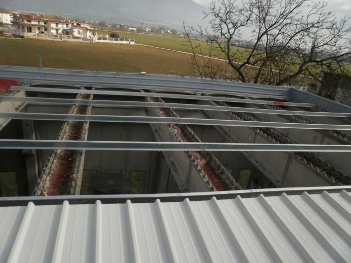 realizzazione coperture di edifici